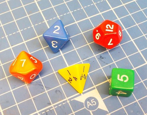 SG/DS-DICE-SET